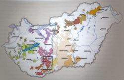 Piemont Weinbau Karte.Blaufränkisch Das Terroir Talent Prowein Messe