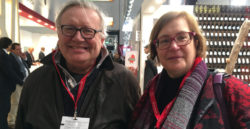 Jean-Paul Gales und Christel Steylaers, Pontifex Wines, Luxembourg