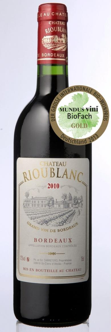 Bordeaux Rouge 2010