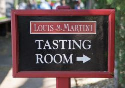 Tasting room are a part of many Vineyards. Source: Matthias Stelzig