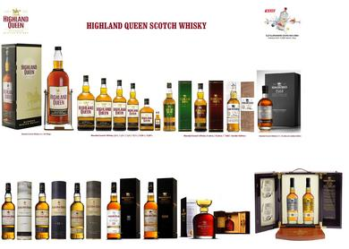 Blended & Single Malt Scotch Whisky