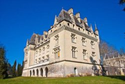 Foto: Chateau in Bordeaux