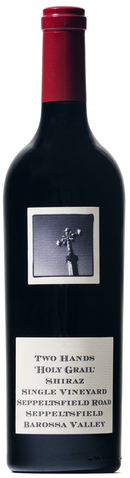 Two Hands Wines Holy Grail NV white background