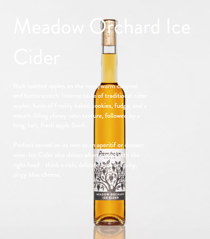Meadow Orchard Ice Cider