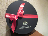 Champagne Bernard REMY Gift box for 1 bottle and 2 glasses