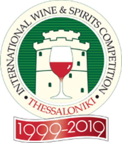 """19th Thessaloniki International Wine Competition 2019, Bronze Medal (86/100) for """"two rivers"""" Kontoura white 2018"""