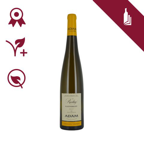 Adam Riesling Grand Cru Kaefferkopf VV 2016
