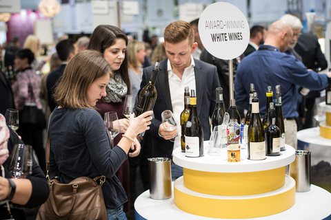 Wines of South Africa auf der ProWein